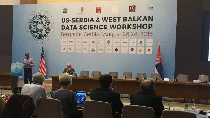 Početak saradnje SAD i Srbije u nauci 1