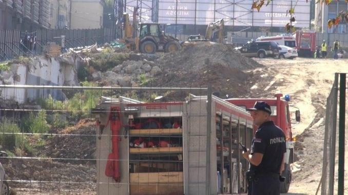Krivične prijave protiv odgovornih za incident na gradilištu u Kneza Miloša 3