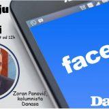 Zoran Panović odgovara 21. avgusta na pitanja na Fejsbuku 1