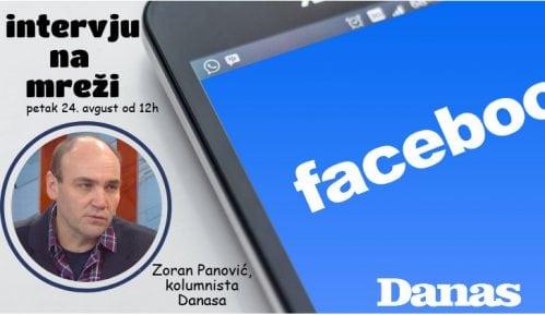 Zoran Panović odgovara 21. avgusta na pitanja na Fejsbuku 14