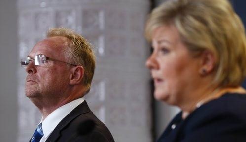 Norveški ministar dao ostavku jer nije obavestio Vladu o putu 14