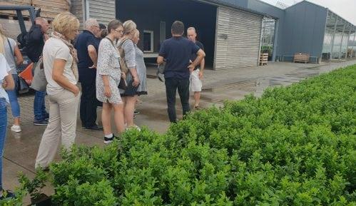 Poseta projektnog tima za razvoj hortikulture iz Šapca Holandiji 7