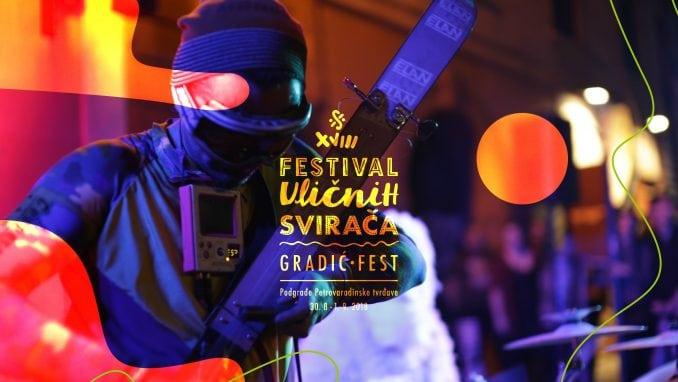 Festival uličnih svirača - Gradić fest od sutra u petrovaradinskom Podgrađu 5