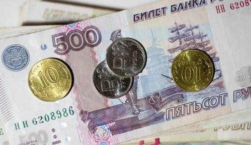 Rusija brani rublju zlatom 2