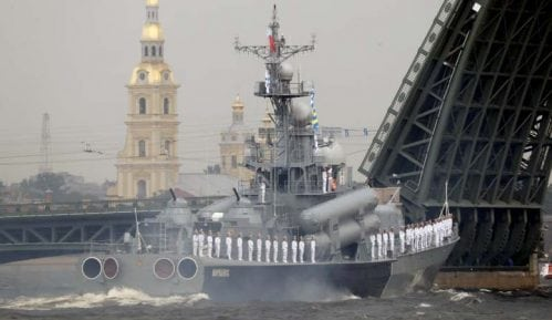Ruske vojne vežbe u sredozemlju 13