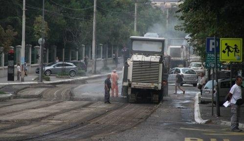 Vesić: Počinje uređenje Takovske ulice 7