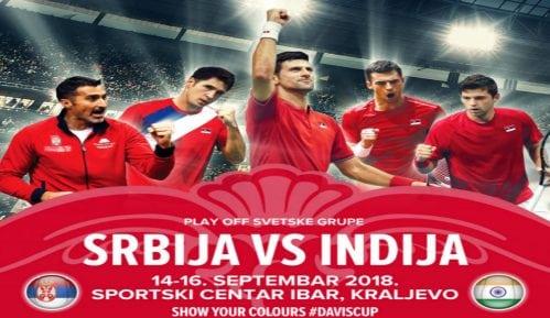 Dejvis kup: Počela prodaja karata za meč Srbija - Indija 2