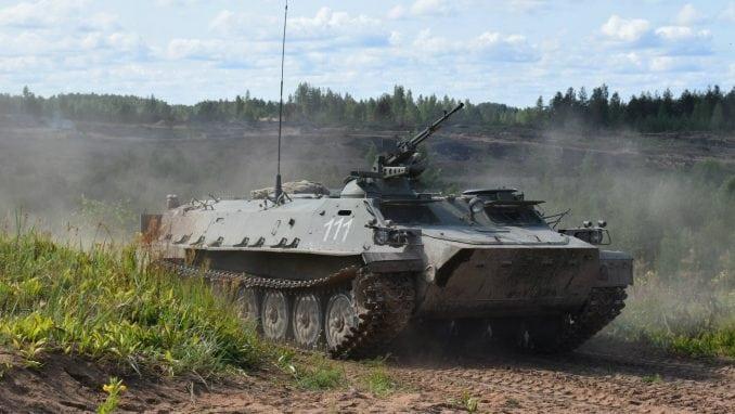 Rumunija i Srbija prednjače po brojnosti tenkova, Mađarska po modernizaciji 1