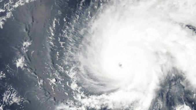 Vanredno stanje u Nju Orleansu zbog uragana 1