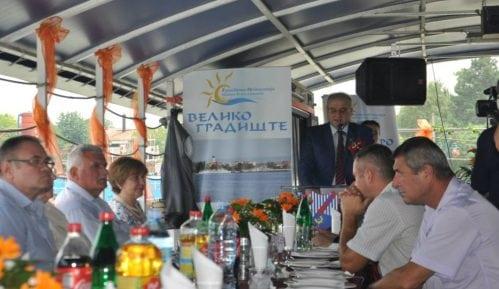 Dan Opštine Veliko Gradište obeležen krstarenjem na Dunavu 2