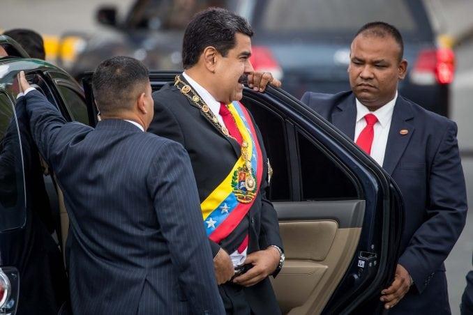 Maduro: Tramp je rasistički kauboj 2