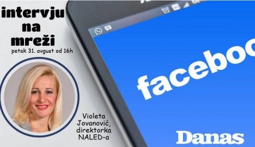 Direktorka NALED-a odgovara 31. avgusta na pitanja na Fejsbuku 4