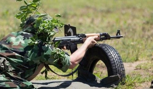 """Vojne vežbe na kompleksu """"Peskovi"""" 10"""