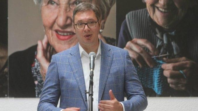 Vučić: Đorđević računao troškove vojnog roka od godinu dana 2