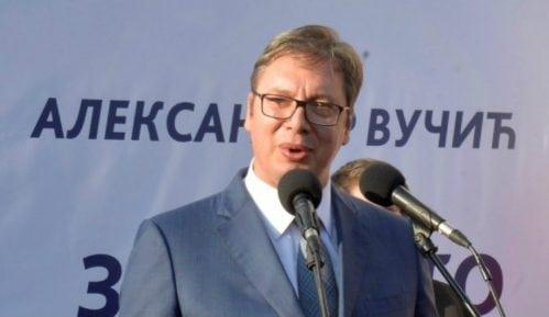 Vučić 9. i 10. oktobra u poseti Kazahstanu 12