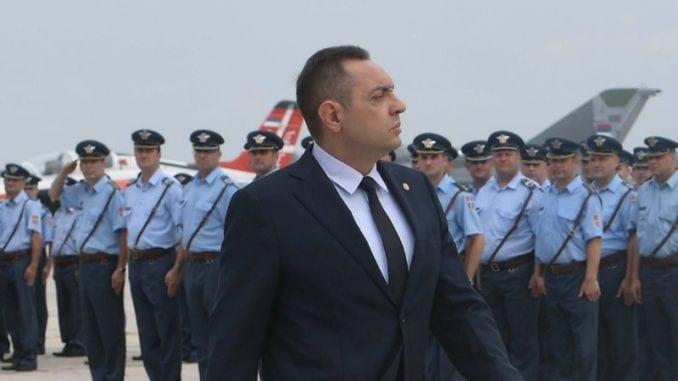 Vulin: Vojska Srbije brine o svojima 1