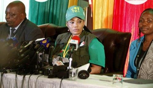 Vladajuća stranka osvojila većinu u Zimbabveu 13
