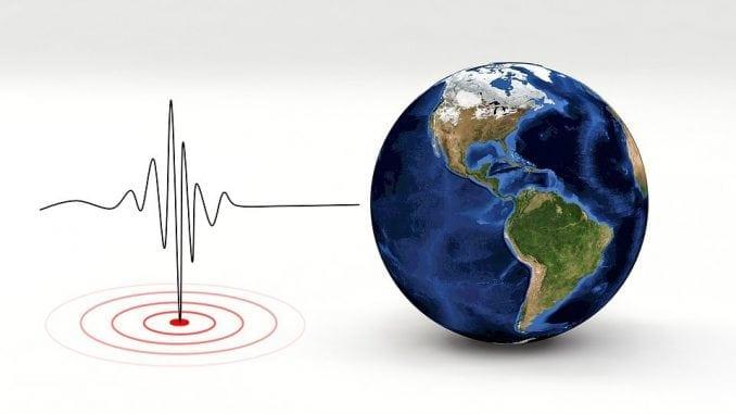 Zemljotres pogodio Groningen u Holandiji 1
