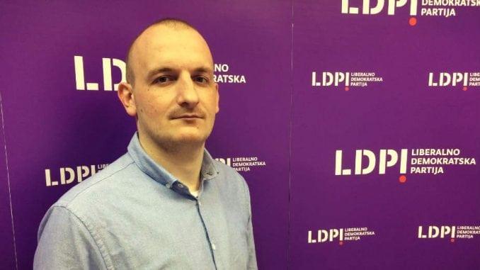 LDP: Zabraniti planirani kongres radikala u Hrtkovcima 4. maja 1