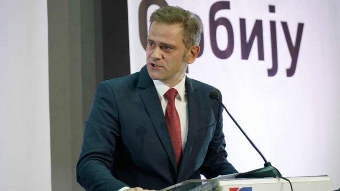 Stefanović: Lično ću pozvati budućeg člana na razgovor 1