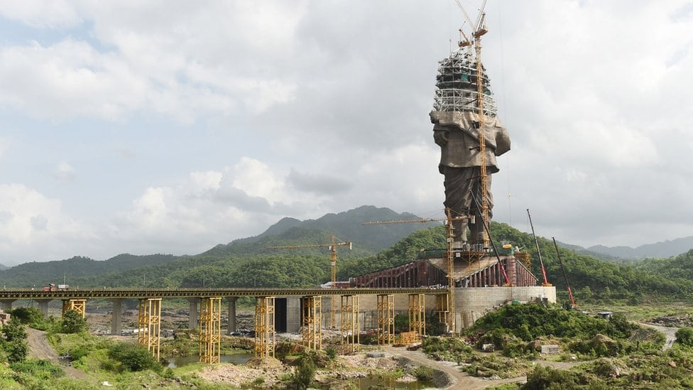 Statua u državi Gudžarat, Indija