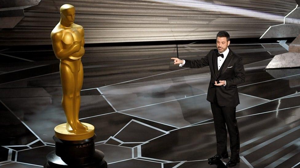 Džimi Kimel na cereminiji Oskara