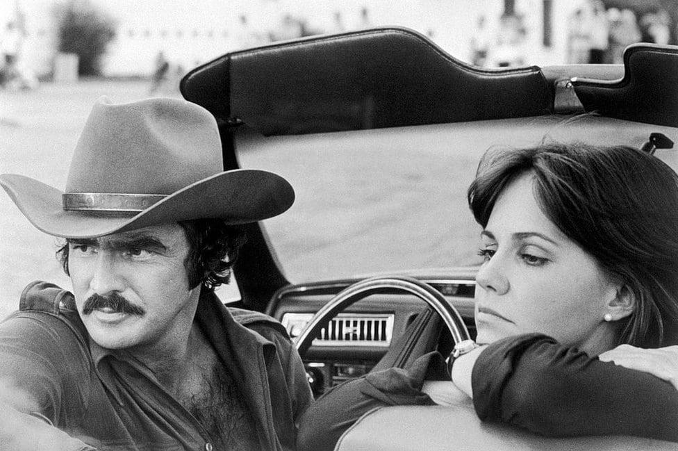 """Rejnolds sa Seli Fild u filmu """"Smoki i bandit"""""""