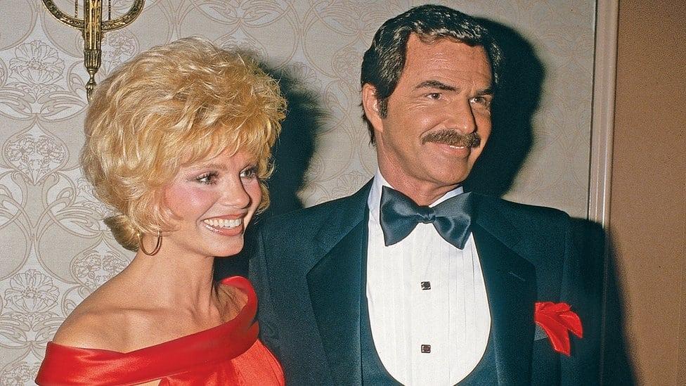 Bert Rejnolds i njegova druga supruga Loni Anderson