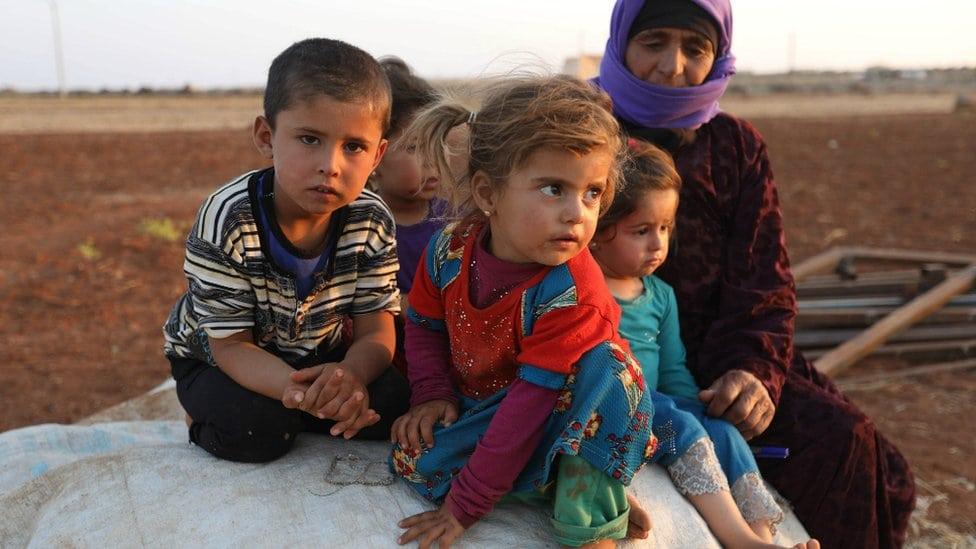 Većinu stanovništva u Idlibu čine izbeglice iz drugih krajeva zemlje