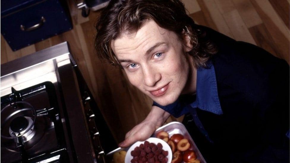 Jamie Oliver 1999