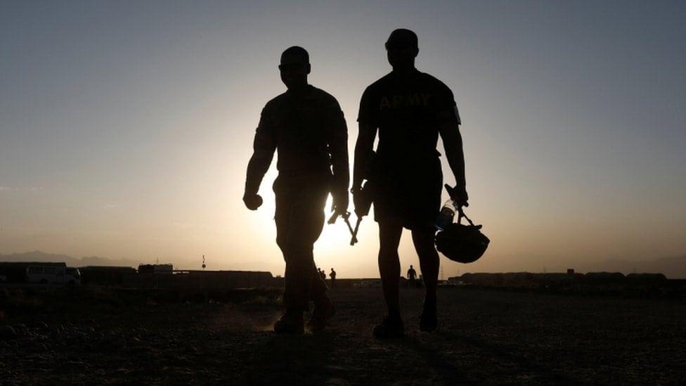 Američke trupe u Avganistanu
