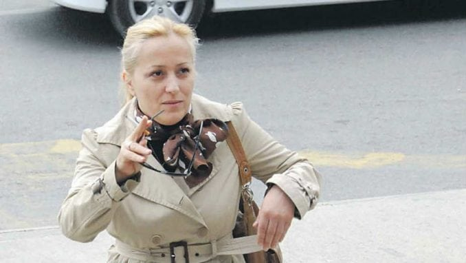 Novinarka Olivera Lakić dobitnica Međunarodne nagrade hrabra žena 1