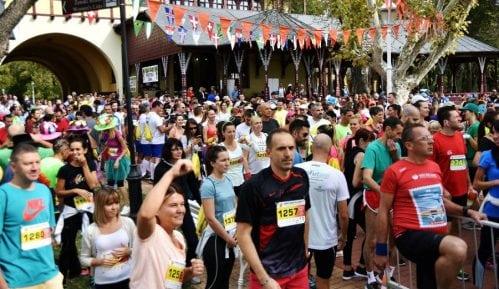 Vinski maraton: Trčalo 700 učesnika iz 14 zemalja 14