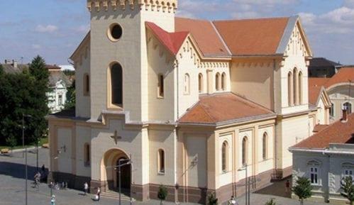 Zrenjanin: Vek i po od gradnje katoličke katedrale 12
