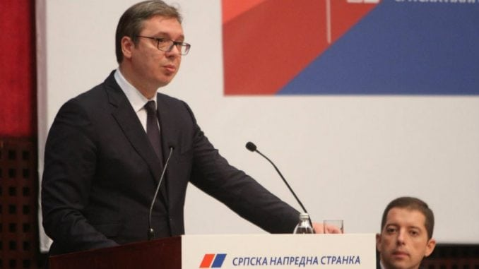 Vučić: Moja politika u vezi sa Kosovom doživela poraz 1