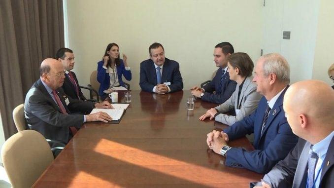 Brnabić: Zahvalnost na promeni odnosa SAD prema Srbiji 2