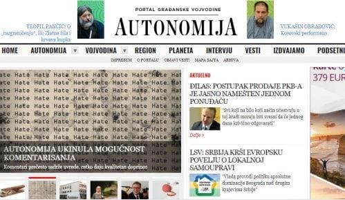 Autonomija bez komentara na tekstove 6
