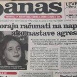 Danas (1998): Hoće li školska godina početi štrajkom? 12