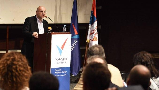 SNS: Novaković iznosi laži o Andreju Vučiću 1