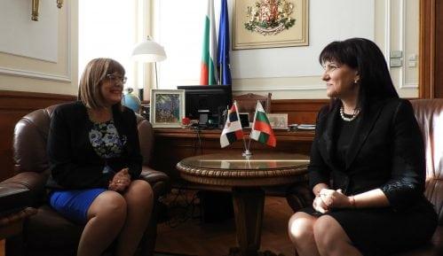 Gojković u poseti bugarskom Sobranju: Raditi na dobrim odnosima 1