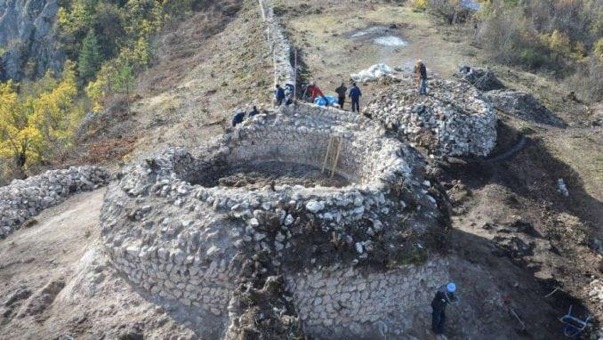Zavičajni Muzej iz Priboja nastavlja iskopavanje drevnog Jagata 1