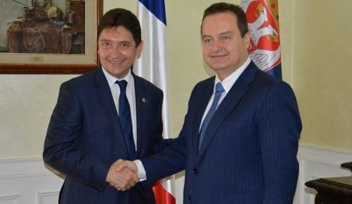 Dačić sa Olivijeom Kadikom o saradnji Srbije i Francuske 7