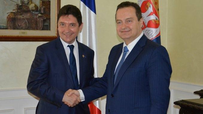 Dačić sa Olivijeom Kadikom o saradnji Srbije i Francuske 2