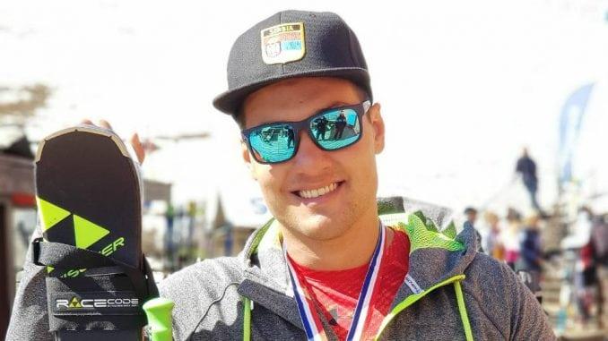 Uspeh srpskog skijaša: Vukićević osvojio srebro u superslalomu 1