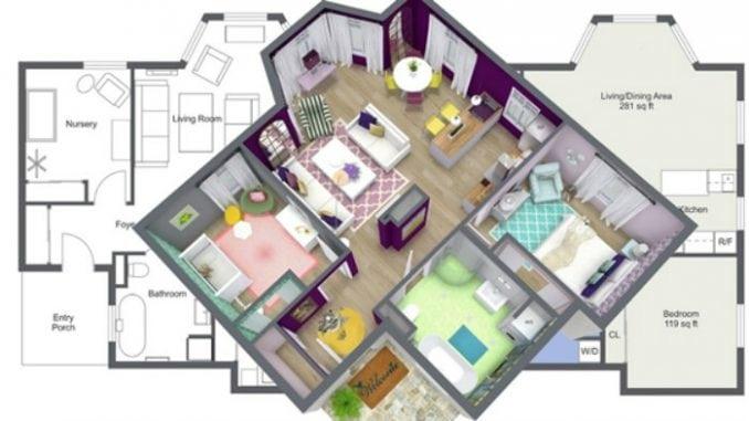 najbolji besplatni programi za ure enje enterijera ivot dnevni list danas. Black Bedroom Furniture Sets. Home Design Ideas