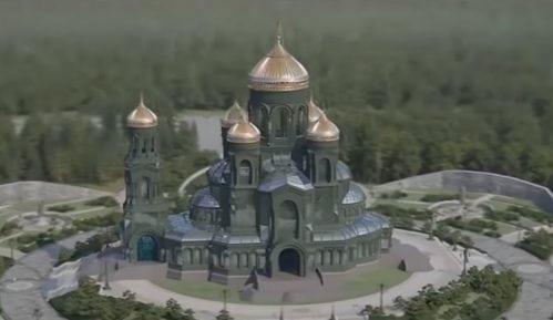 Ovako će izgledati glavni hram Oružanih snaga Rusije (VIDEO) 7