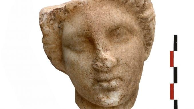 Pronađena statua Afrodite stara 2000 godina 1