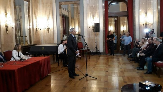 Otvoren 55. Beogradski međunarodni susret pisaca 1