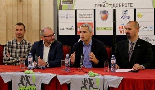 """Drugi beogradski polumaraton u nedelju pod sloganom """"Trka dobrote"""" 8"""