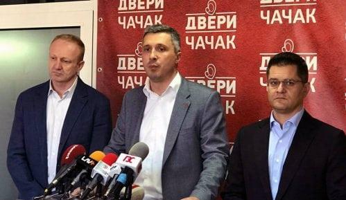 DRI: Nismo u vanrednoj kontroli Srpskog pokreta Dveri 7